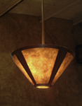 Pendant lighting fixture MLCF