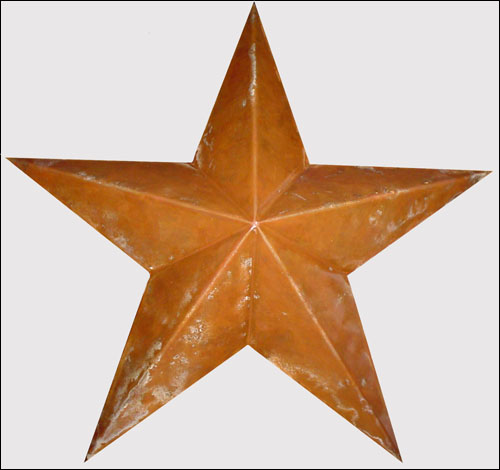 STRWS-1-3 star wall fixture