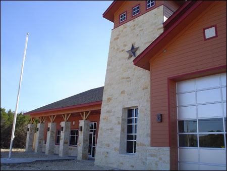 Leander Texas Firestation