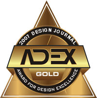 ADEX Gold 2007 Award for Design Excellence