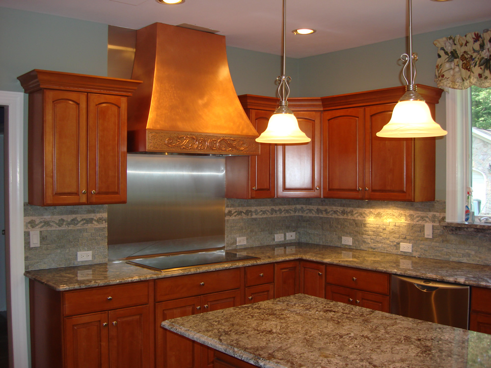 Private Residence 24: Range Hood 4, style A