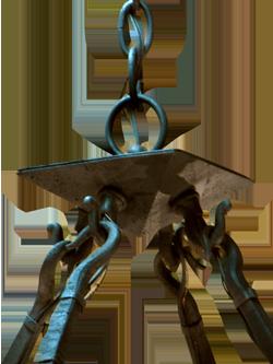 Chandelier #17 - detail