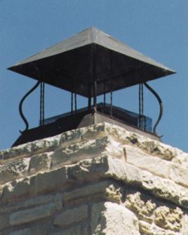 Chimney Cap 2