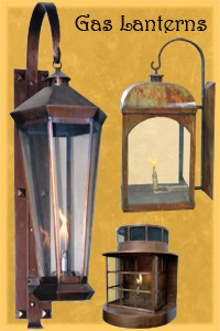 Gas Lanterns