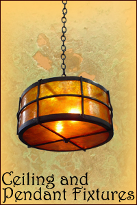 Ceiling and Pendant Fixtures