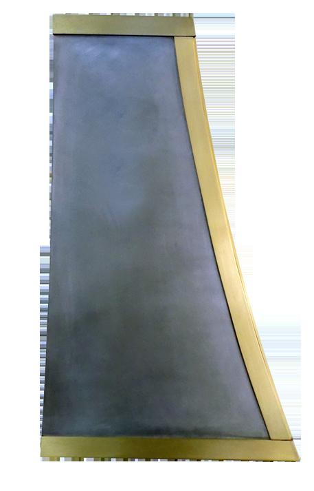 Range Hood 4N - side view