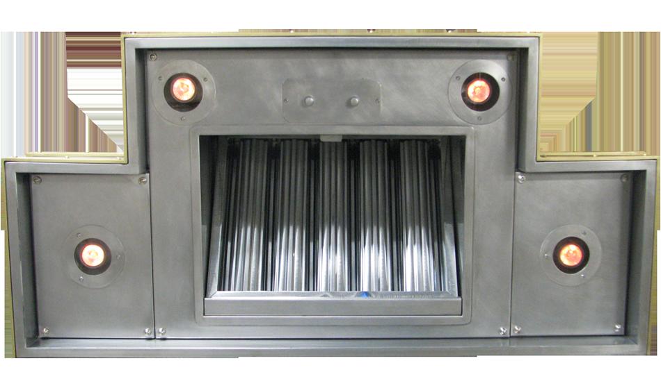 Range Hood 49A liner/insert