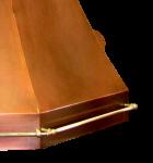 Range Hood 36B Detail