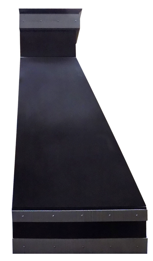 Range Hood 7I (profile view)