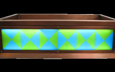 Farfalla Luminescent Apron Sink
