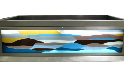Landscape Luminescent Apron Sink