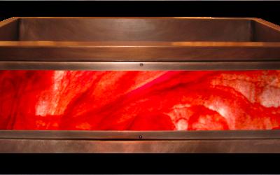 Vita Anima Luminescent Apron Sink