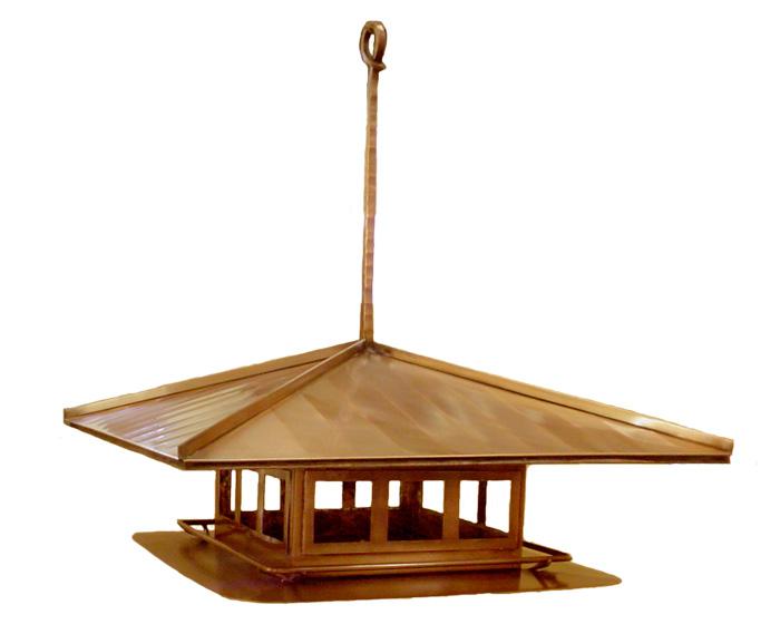 Custom Bird House