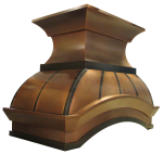 Range Hood 63 - side view