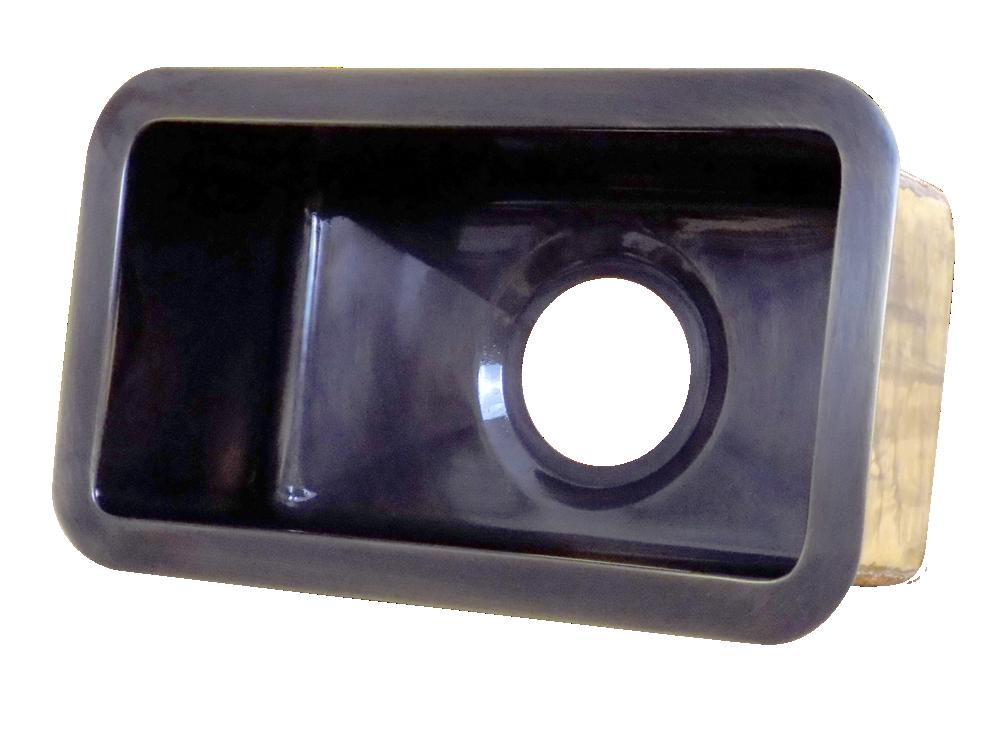 Custom Bar Sink - Dark Brass
