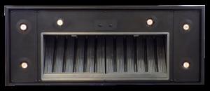 Range Hood 6G liner detail