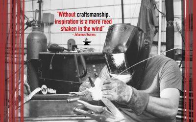 Meet Texas Lightsmith: Luis, Artisan & Craftsman