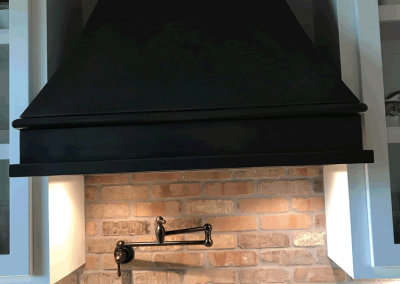 Range Hood 4A V5 Dark Copper