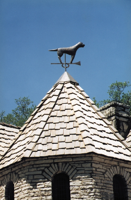 Custom Weather Vane