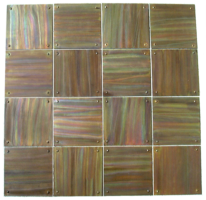 Custom Copper Tiles
