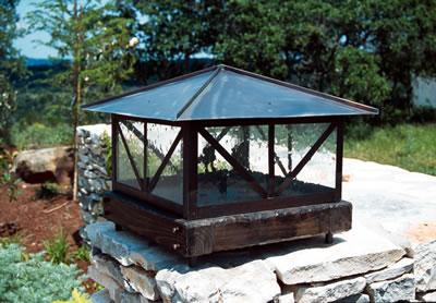 VWPL post lantern