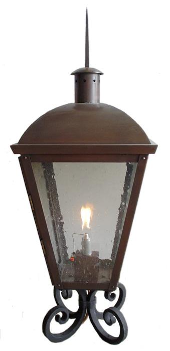 PGL post lantern