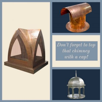 Chimney Caps: What's that all about?