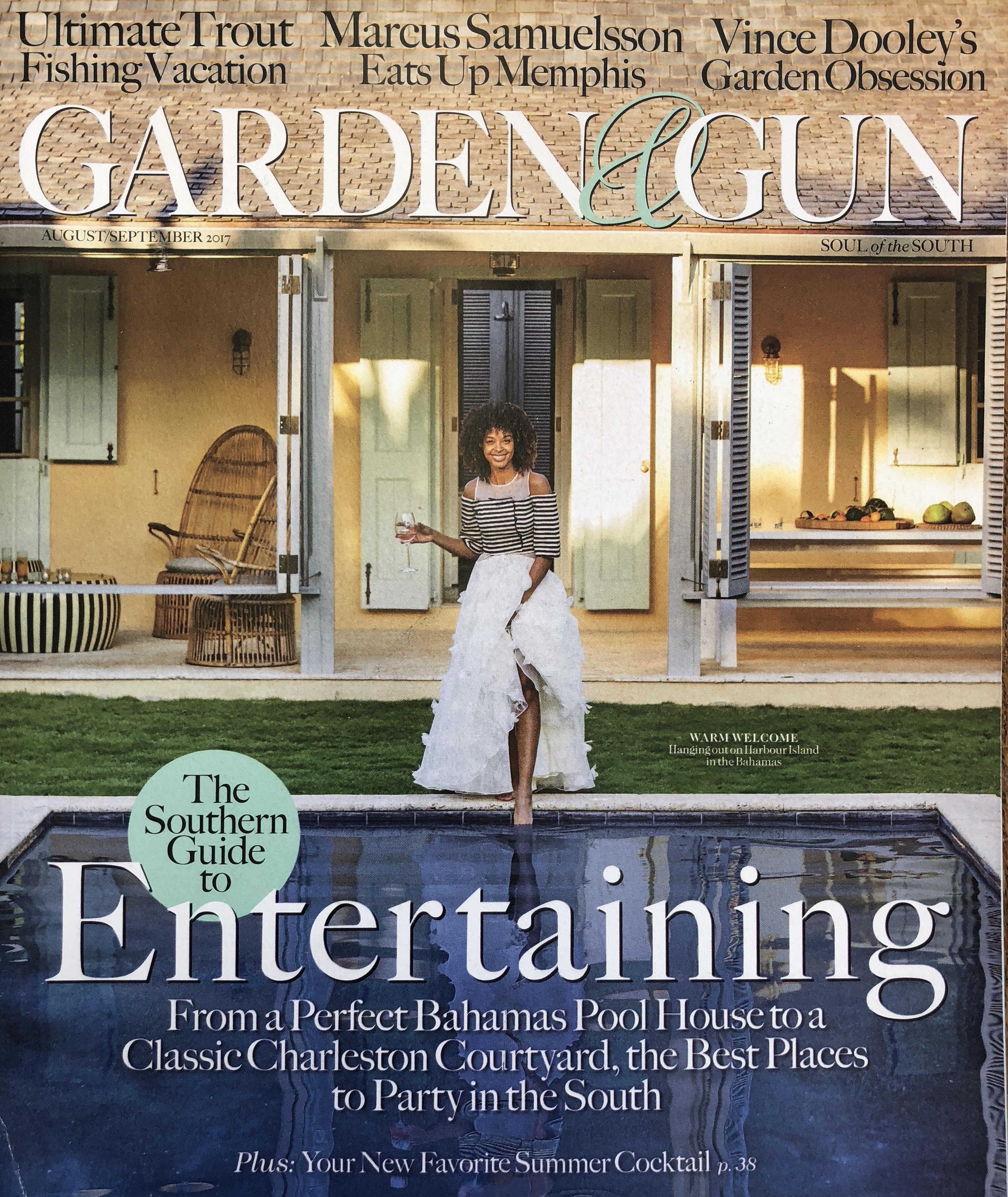 garden and gun magazine - Garden And Gun Magazine