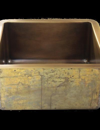 T15 Medium Brass Sink