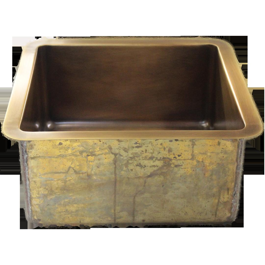 custom bar sinks - see more
