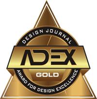 2004 Gold Award for Design Excellence