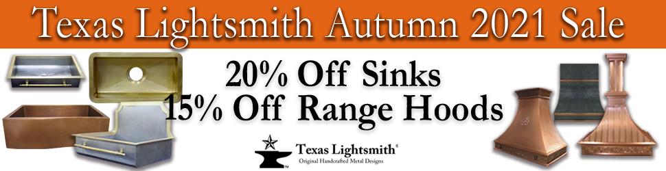 Texas Lightsmith 2021 Autumn Sale