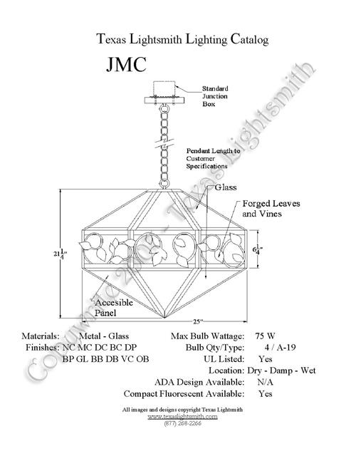 JMC -Specs