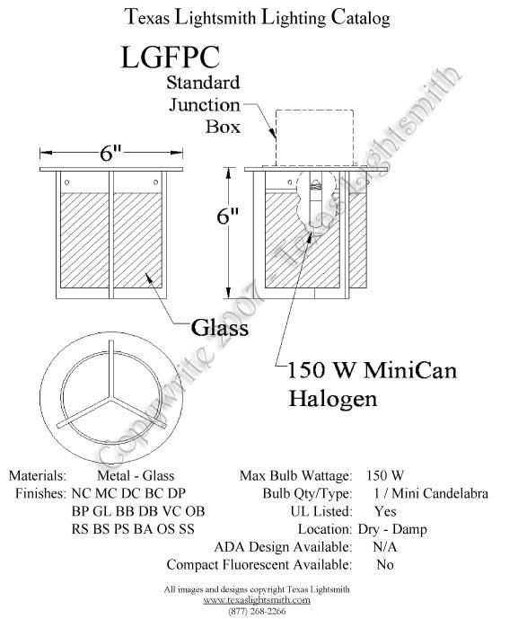 LGFPC - Specs