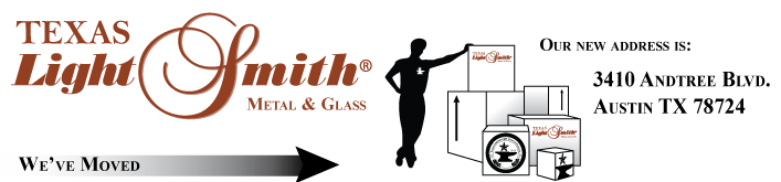 Texas Lightsmith® Custom Metal & Glass