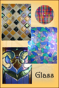 Art Glass, Stained Glass, Fused Glass