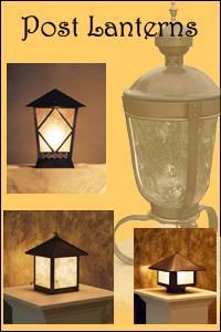 Post Lanterns