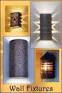 Wall Fixtures & Sconces