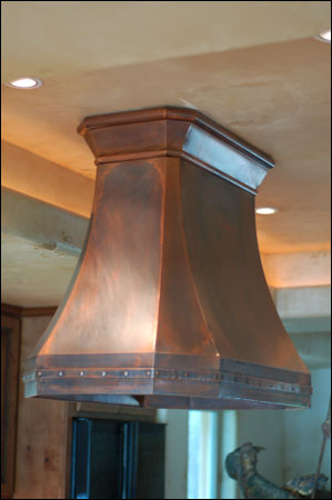 Private Residence 20 Range Hood 20