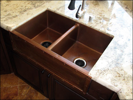 Private Residence 23 sink