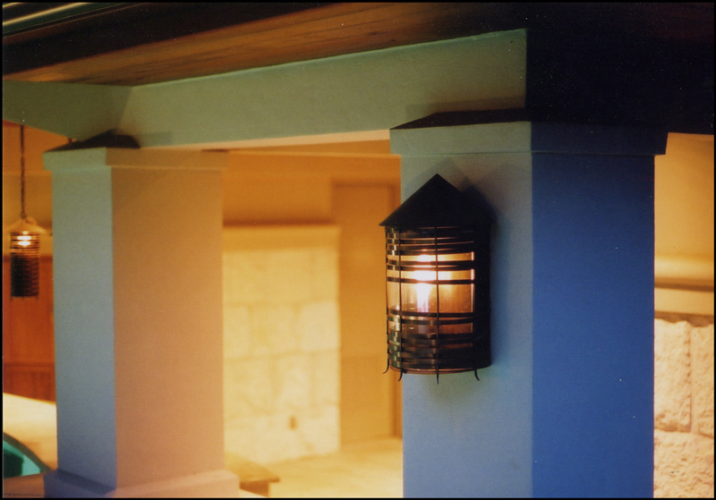 Private Residence 3 - JSGL lanterns