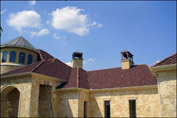 chimney caps for Private Residence #6
