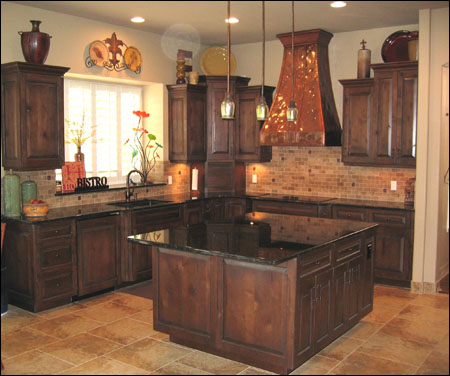 Private Residence 7 Range Hood 13