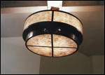 Pendant lighting fixture MSCF-2